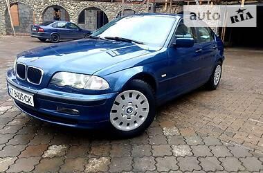 BMW 316 2001 в Ивано-Франковске
