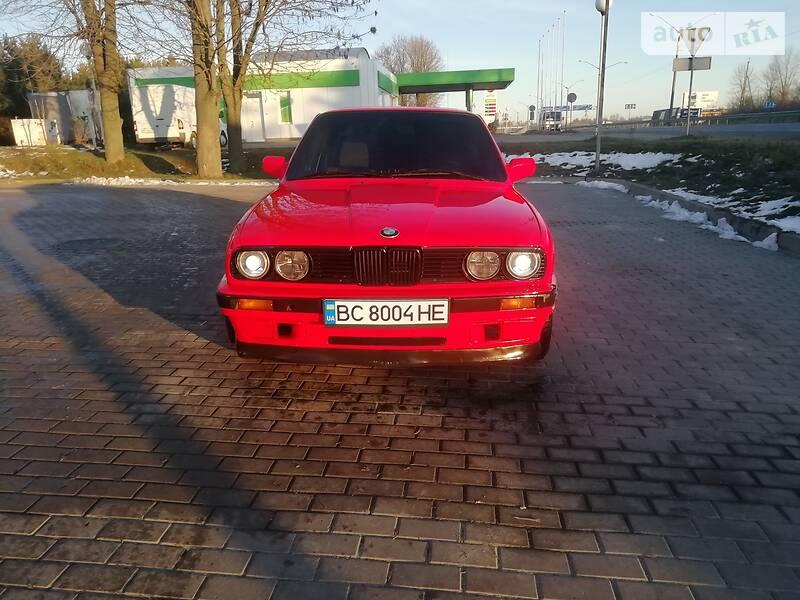 BMW 316 1984 в Львове