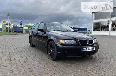 BMW 316 2002 в Ивано-Франковске