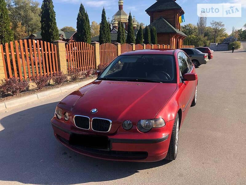 Хетчбек BMW 316 2001 в Дніпрі