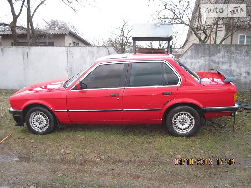 BMW 316 1985 в Хотине