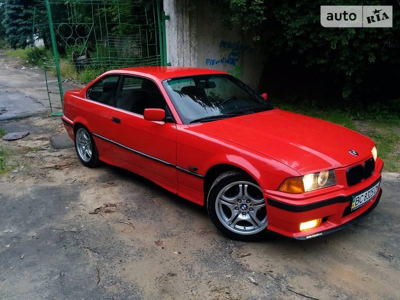 BMW 318 1995 в Львове