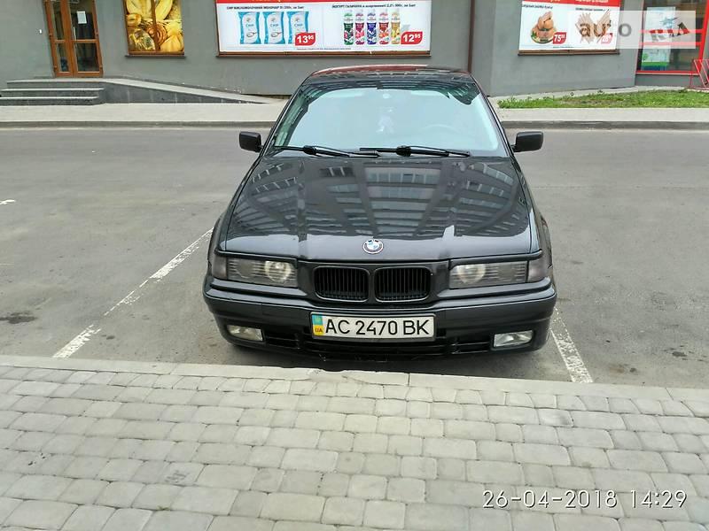 BMW 318 1995 в Луцке
