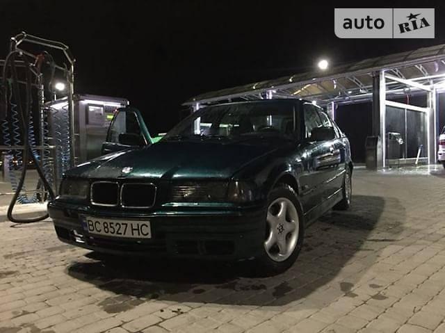 BMW 318 1993 в Львові