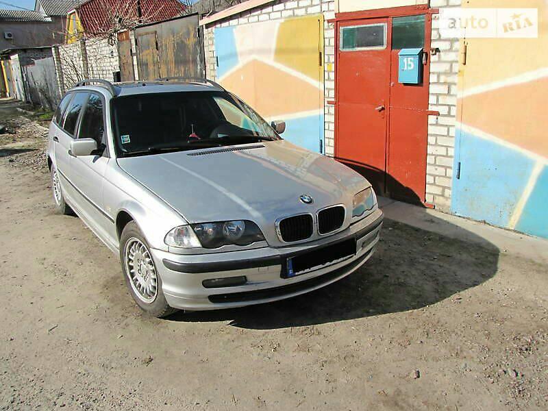 BMW 318 2002 в Киеве