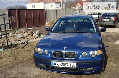 BMW 318 2002 в Харкові