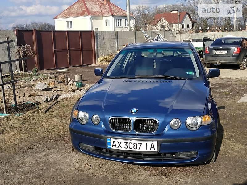 BMW 318 2002 в Харькове