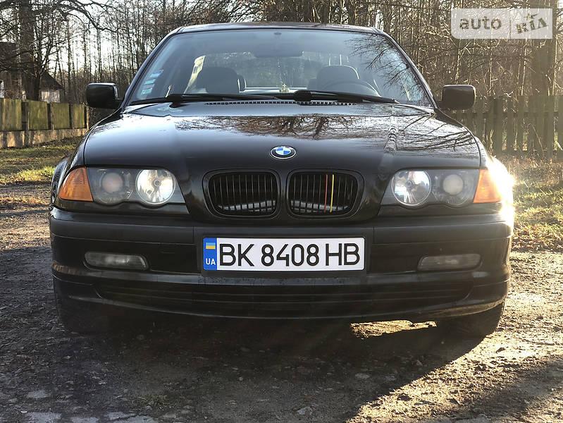 BMW 318 1999 в Рокитном