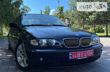 Седан BMW 318 2002 в Трускавце