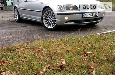 Седан BMW 318 2003 в Житомире