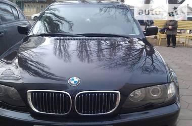Седан BMW 320 2002 в Одессе