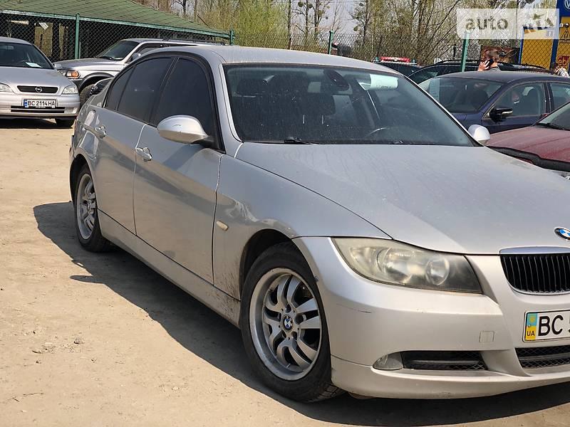 BMW 3 2005 года
