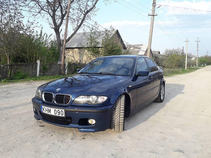 BMW 320 2003 в Черновцах