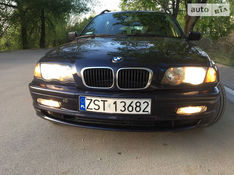 BMW 320 2001 в Ратным