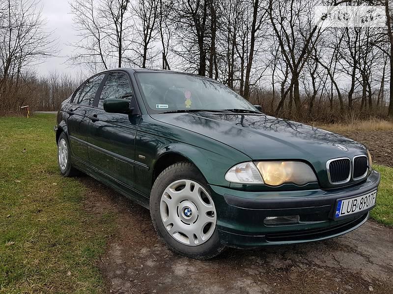 BMW 320 2000 в Луцке