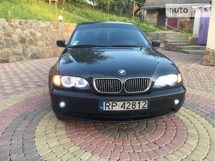 BMW 320 2003 в Хусте
