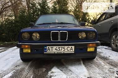 BMW 320 1986 в Львове