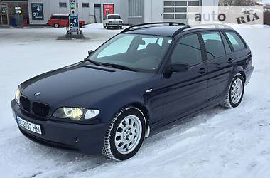 BMW 320 2004 в Дрогобыче