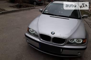 Унiверсал BMW 320 2004 в Кам'янці-Бузькій