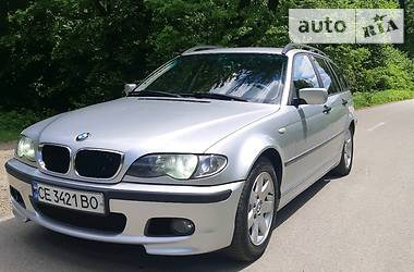 BMW 320 2004 в Черновцах