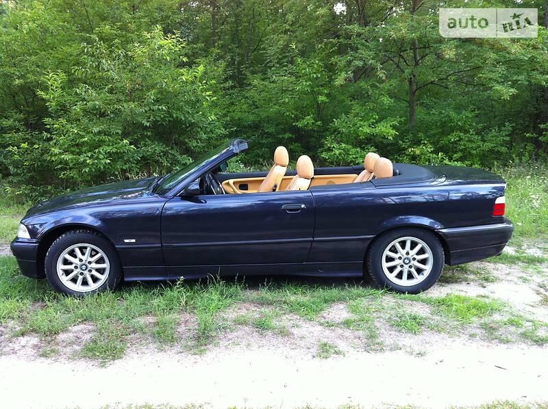 Кабріолет BMW 320 1997 в Києві
