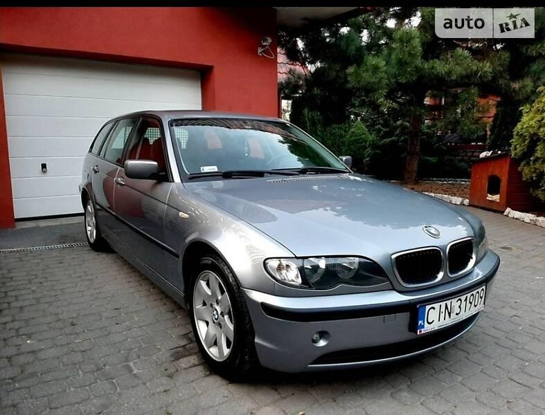BMW 320 2004 в Полтаве