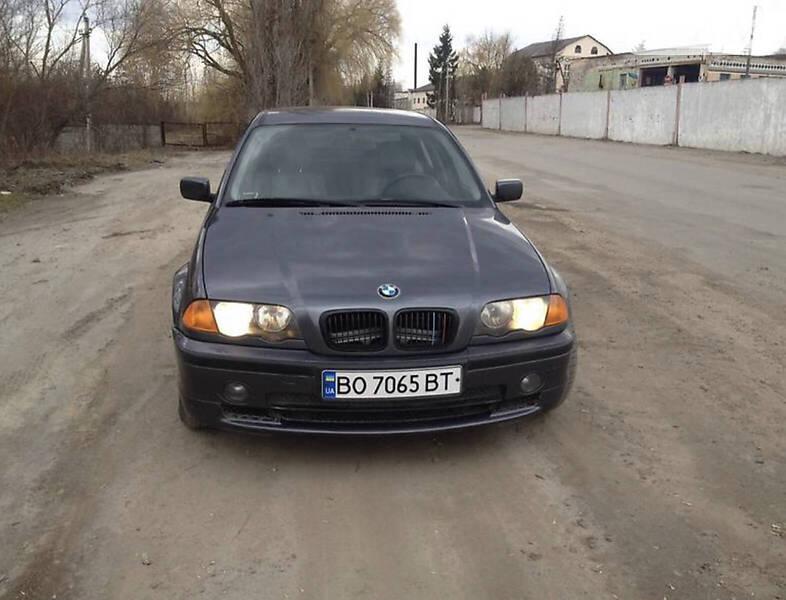 BMW 320 1999 в Тернополі