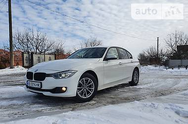 BMW 320 2012 в Виннице