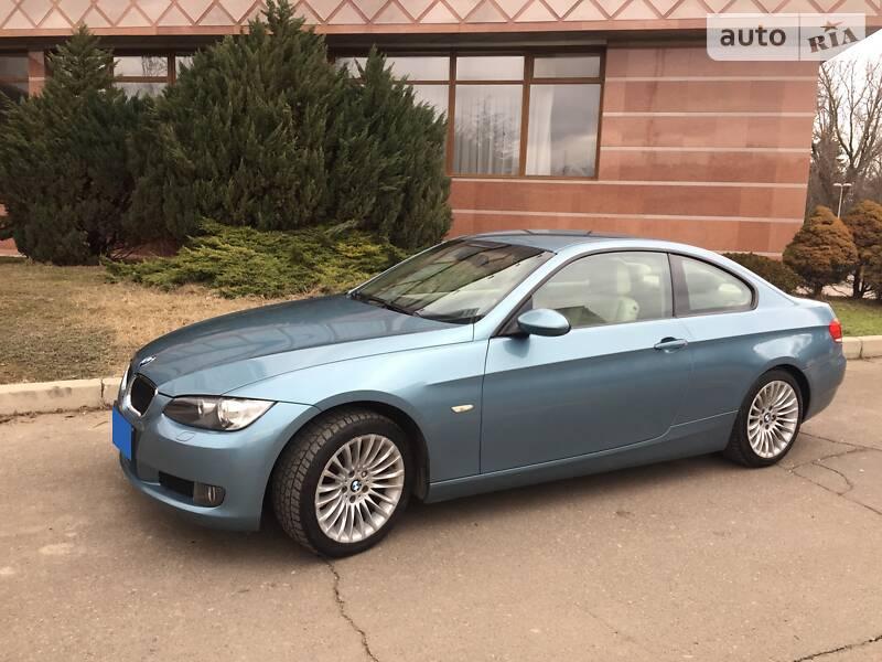 Купе BMW 320 2008 в Одесі