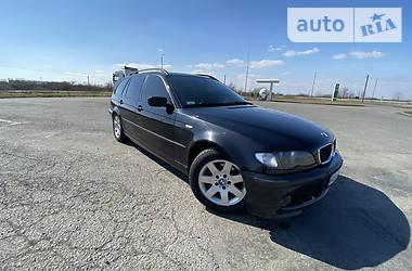 BMW 320 2002 в Ужгороде