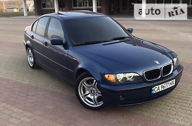 BMW 320 2002 в Корсуне-Шевченковском