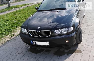 BMW 320 2004 в Тернополе