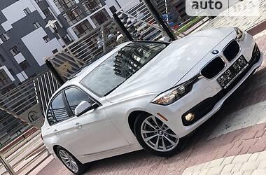 Седан BMW 320 2017 в Ивано-Франковске