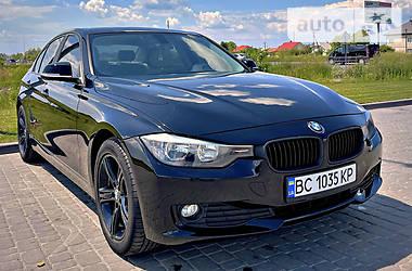 Седан BMW 320 2015 в Городке