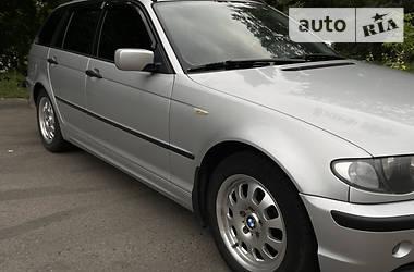 Универсал BMW 320 2005 в Сумах