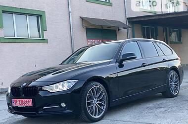 Унiверсал BMW 320 2012 в Стрию