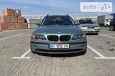 Универсал BMW 320 2002 в Киеве