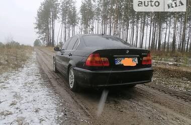 Седан BMW 320 2001 в Березному