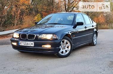 Седан BMW 320 2000 в Залещиках