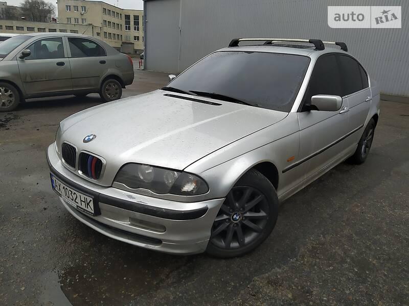 BMW 323 1999 в Харькове