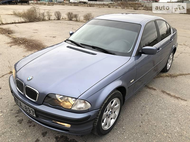 BMW 3 серия 2001 року в Запоріжжі