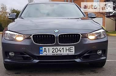 BMW 328 Luxury 2014
