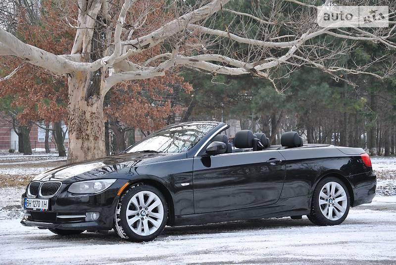 BMW 3 серия 2011 року в Одесі