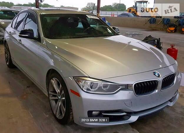 BMW 3 серия 2013 года в Киеве