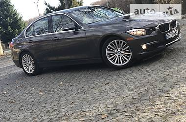 BMW 328 2013 в Черновцах