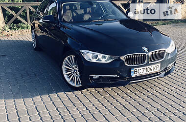 BMW 328 2014 в Трускавце