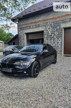 Седан BMW 328 2016 в Ивано-Франковске