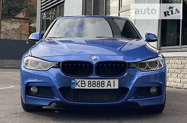 Седан BMW 328 2013 в Вінниці