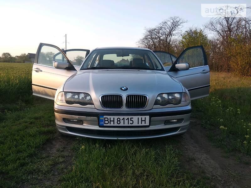 Седан BMW 330 2000 в Одесі