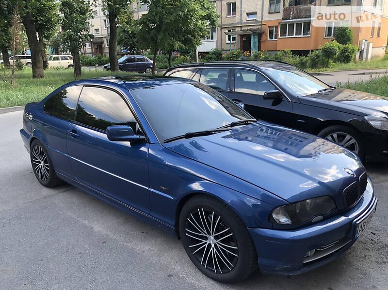 Купе BMW 330 2000 в Вінниці
